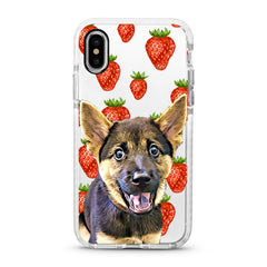 iPhone Ultra-Aseismic Case - Strawberrys