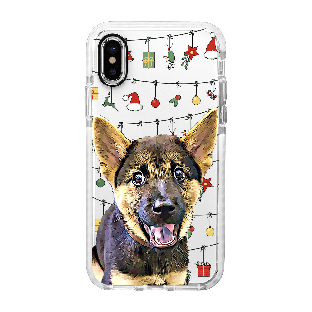iPhone Ultra-Aseismic Case - Merry Christmas