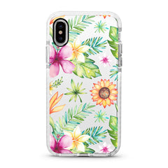 iPhone Ultra-Aseismic Case - Spring Floral