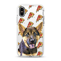 iPhone Ultra-Aseismic Case - Pepperoni Pizza 2