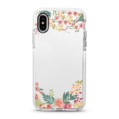 iPhone Ultra-Aseismic Case - Autumn Floral