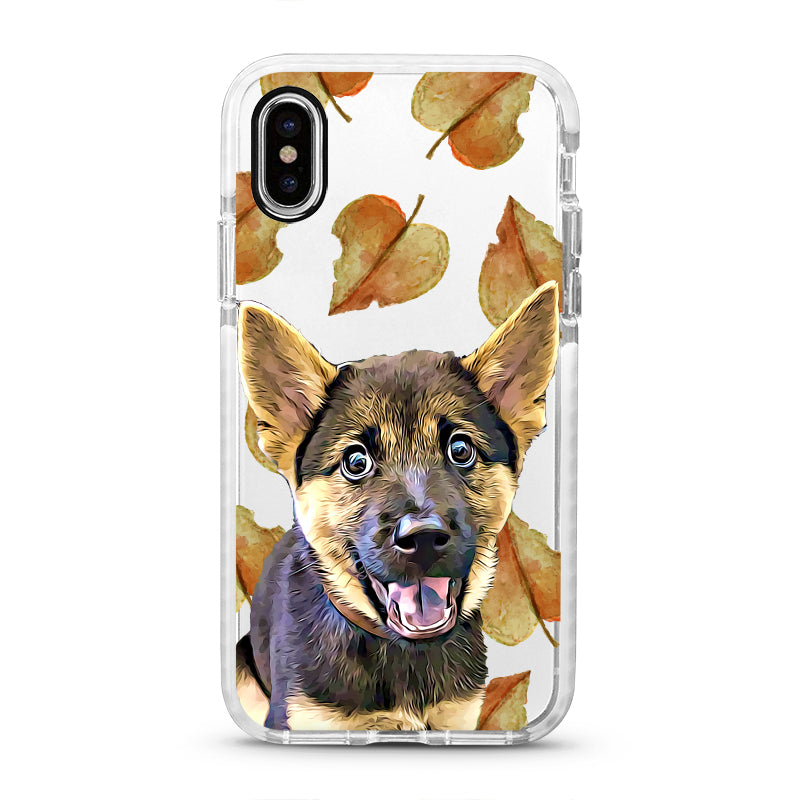 iPhone Ultra-Aseismic Case - Fall Leaves 2