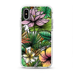 iPhone Ultra-Aseismic Case - Secret Garden