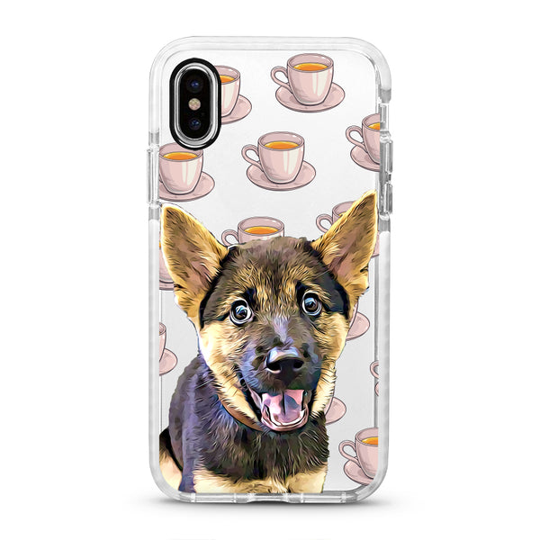 iPhone Ultra-Aseismic Case - A Cup of Coffee