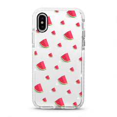 iPhone Ultra-Aseismic Case - Summer Watermelon