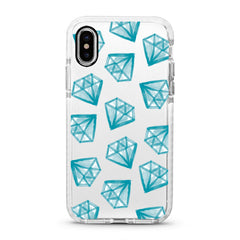 iPhone Ultra-Aseismic Case - Shine Like A Diamond