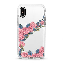iPhone Ultra-Aseismic Case - The Pink Rose