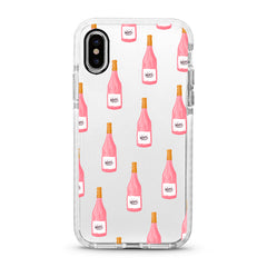 iPhone Ultra-Aseismic Case - Rosé