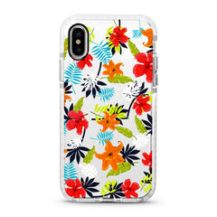 iPhone Ultra-Aseismic Case - Colorful Fall Leaves