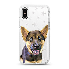 iPhone Ultra-Aseismic Case - Star Fall