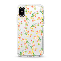 iPhone Ultra-Aseismic Case - Wild Floral