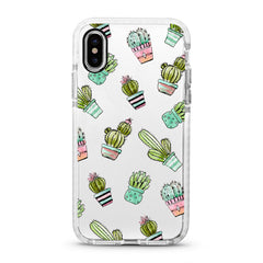 iPhone Ultra-Aseismic Case - Cactus Paint