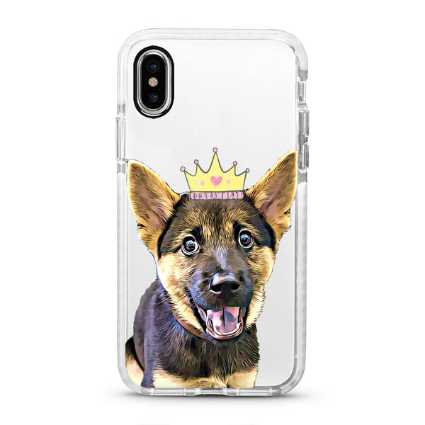 iPhone Ultra-Aseismic Case - My Lady