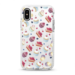iPhone Ultra-Aseismic Case - Cake Lover