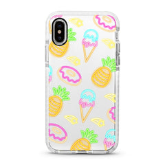iPhone Ultra-Aseismic Case - Neon Summer