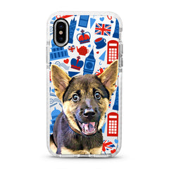 iPhone Ultra-Aseismic Case - London