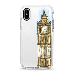 iPhone Ultra-Aseismic Case - Big Ben