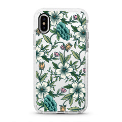 iPhone Ultra-Aseismic Case - Classic Floral