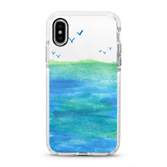 iPhone Ultra-Aseismic Case - The Ocean