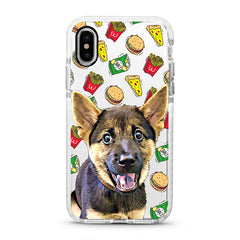iPhone Ultra-Aseismic Case - Junk Food