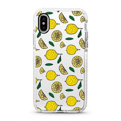 iPhone Ultra-Aseismic Case - Lemon Lovers
