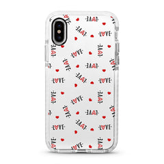 iPhone Ultra-Aseismic Case - Love Is The Word