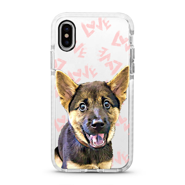 iPhone Ultra-Aseismic Case - Love Is The Word 2