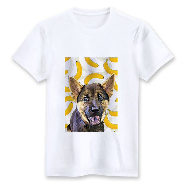 Custom T-shirt - Banana