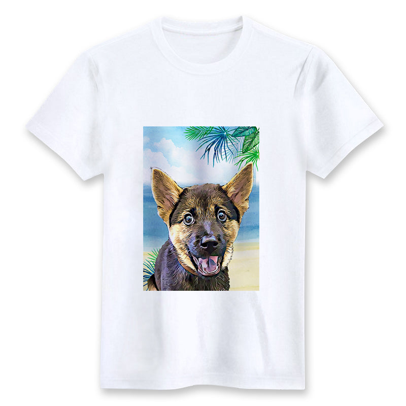 Custom T-shirt - Vacation 2