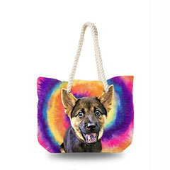 Canvas Bag - Tie Dye