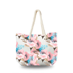 Canvas Bag - Luxe Floral