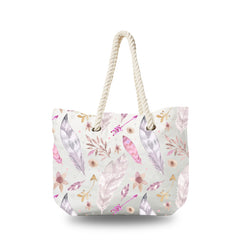 Canvas Bag - Boho Pattern