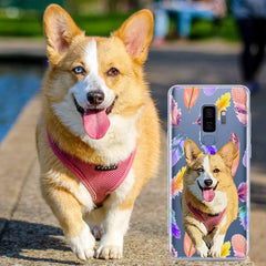Custom Samsung and Google Aseismic Case - Pets United Plus