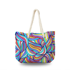 Canvas Bag - Color Theory