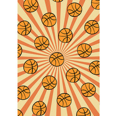 Custom T-shirt - Basketball