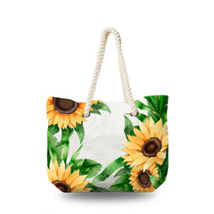 Canvas Bag - Sunflowers 2
