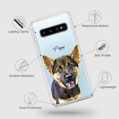 Samsung Aseismic Case - Crazy Splash