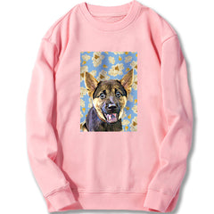 Custom Sweatshirt - Popcorn Time