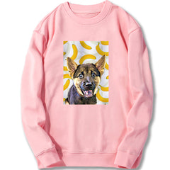 Custom Sweatshirt - Banana 2