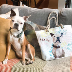 Custom Canvas Bag - Pets United Plus