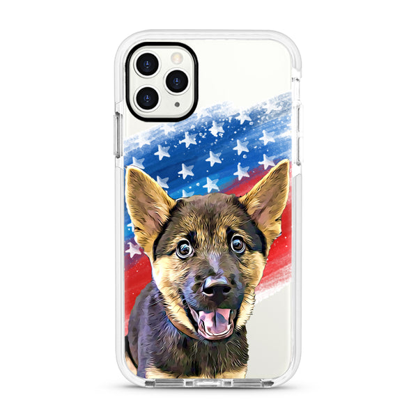 iPhone Ultra-Aseismic Case - The USA
