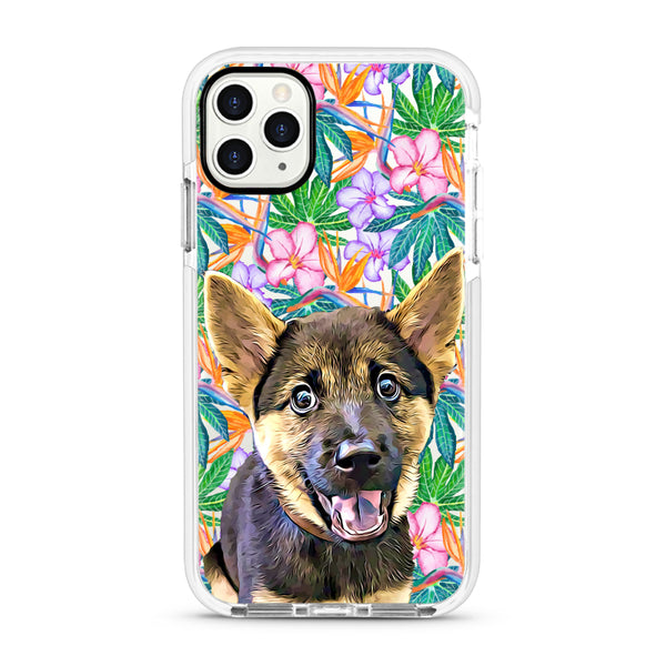 iPhone Ultra-Aseismic Case - Tropical Forever