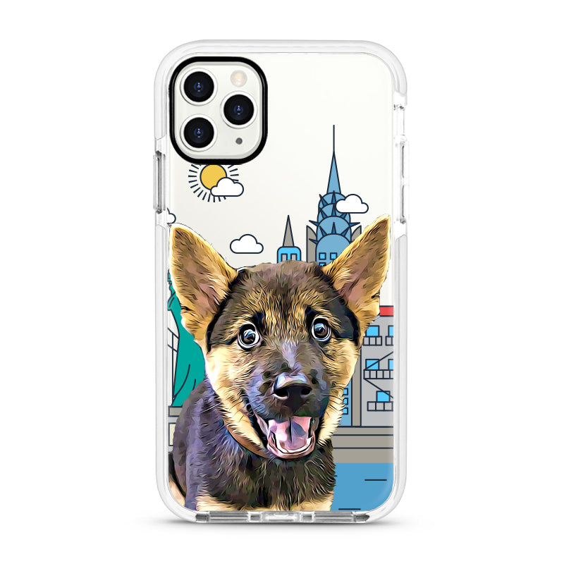 iPhone Ultra-Aseismic Case - Welcome To New York