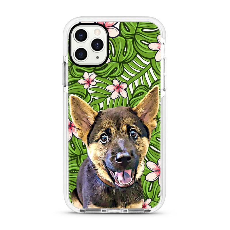 iPhone Ultra-Aseismic Case - Lost Jungle