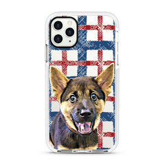 iPhone Ultra-Aseismic Case - England Checked