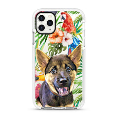 iPhone Ultra-Aseismic Case - Tropical Forest