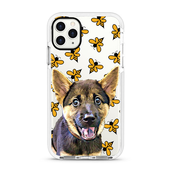 iPhone Ultra-Aseismic Case - Bumblebee