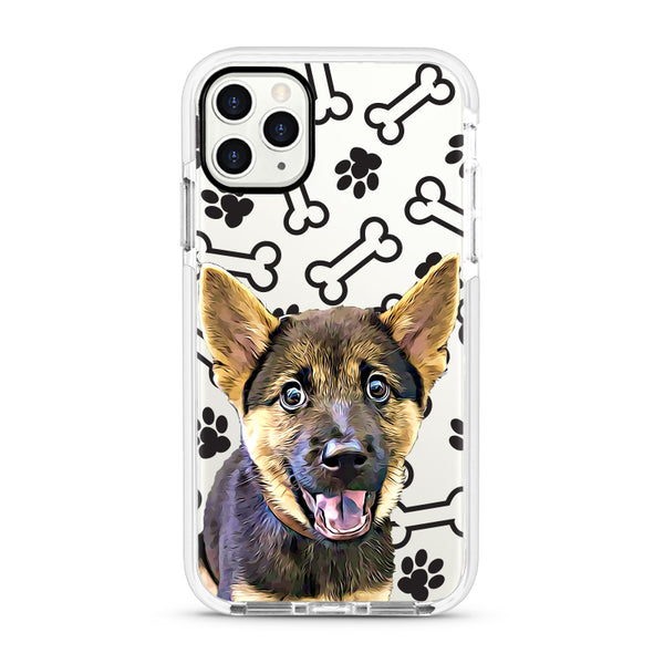 iPhone Ultra-Aseismic Case - Looking For The Bones