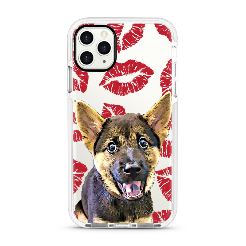 iPhone Ultra-Aseismic Case - Kissbye