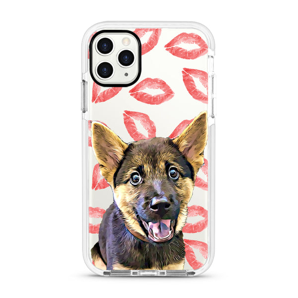 iPhone Ultra-Aseismic Case - The Kiss Bye